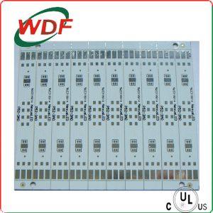 Алюминиевая печатная плата с однослойной на алюминиевом основание для светодиодной Алюминиевая печатная плата с однослойной на алюминиевом основание для светодиодной