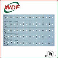 Светодиодная печатная плата на алюминиевом основание с высокой мощьность