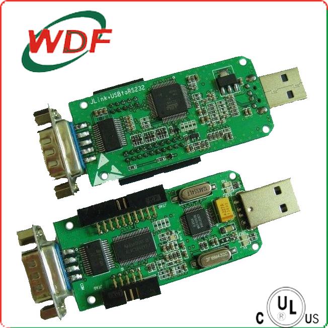 WDF-0020 USB PCB