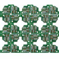 FR4 1.6мм двухслойная печатная плата для электроники